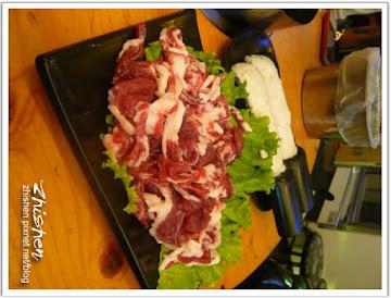 一品蔬菜羊肉