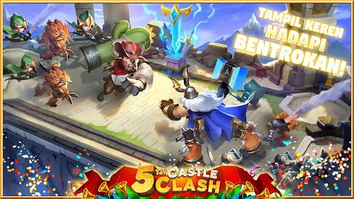 Castle Clash: Pasukan Perkasa  {cheat|hack|gameplay|apk mod|resources generator} 4