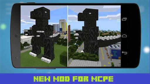 Godzilla Mod for MCPE