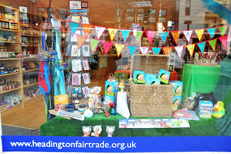 Photo: Headington supporting Fairtrade