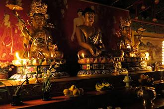 Photo: Buddhalainen temppeli