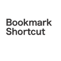 Bookmark Shortcut icon