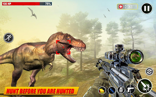 Dino Hunting 3d screenshot 7