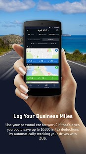 ZUS -Smart Car Locator & Smart Tire Safety Monitor- screenshot thumbnail