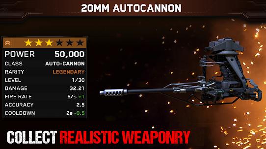Zombie Gunship Survival 1.6.9 MOD APK [UNLIMITED EQUIPMENT] 2