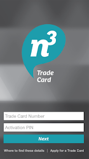n3 Trade Card- screenshot thumbnail