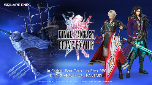 FINAL FANTASY BRAVE EXVIUS  captures d'écran 1