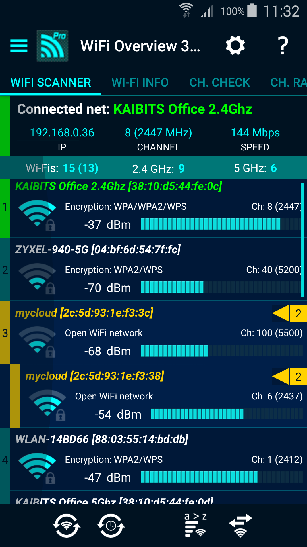WiFi Overview 360 Pro v4.56.16 [Paid] 1