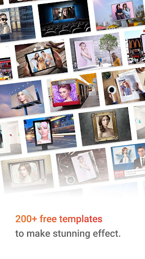 Pic Frame - poster & photo editor for PC