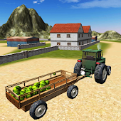 Tractor Driver Cargo