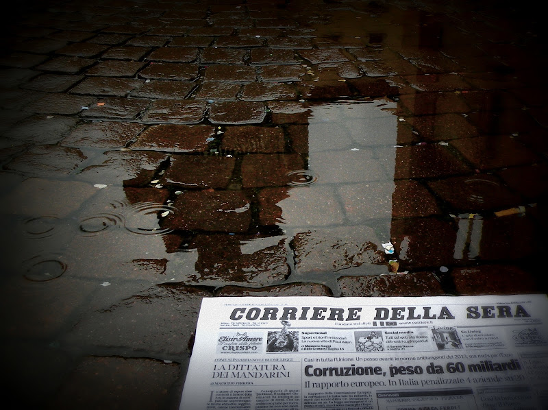 """""""Piove governo ladro!"""" di GabrieleT"""