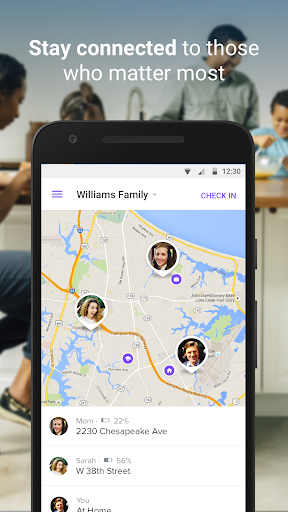 Find My Kids - GPS Tracker  screenshots 1