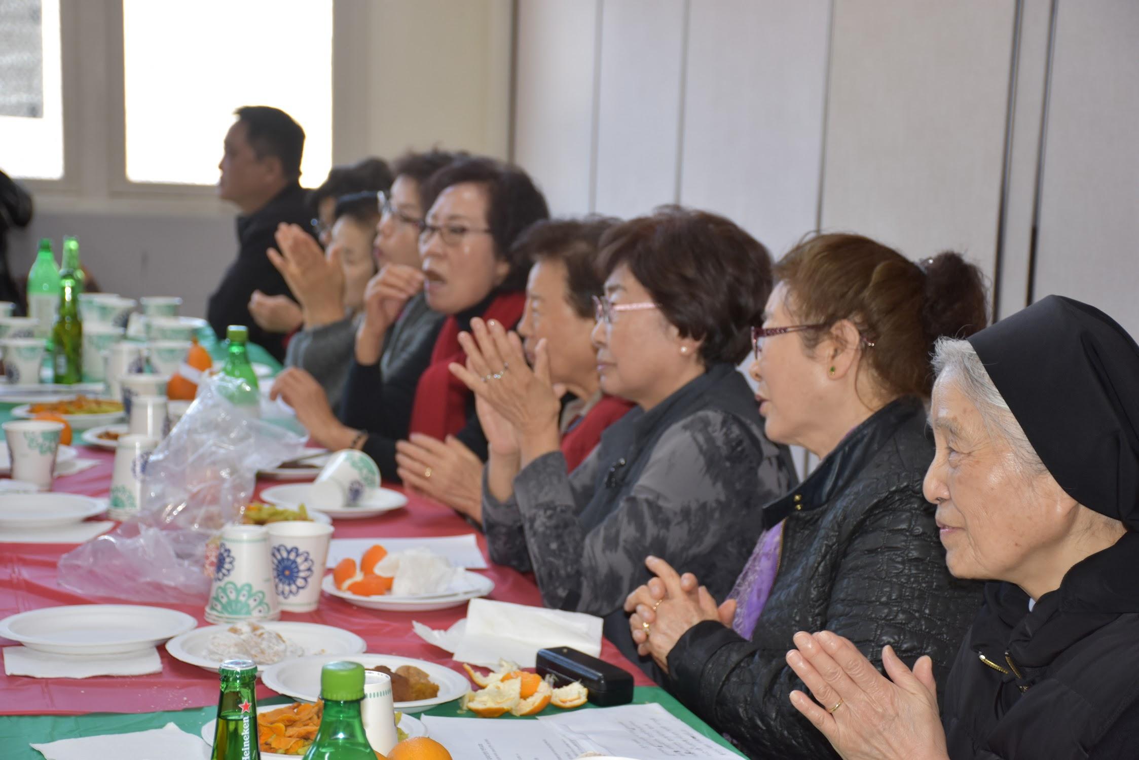 2018 레지오 연차 친목회