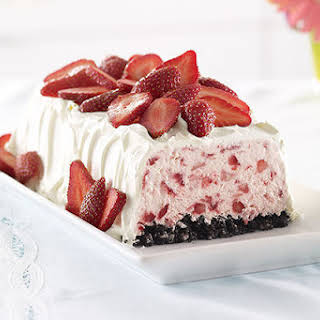 Strawberry Whipped Sensation.