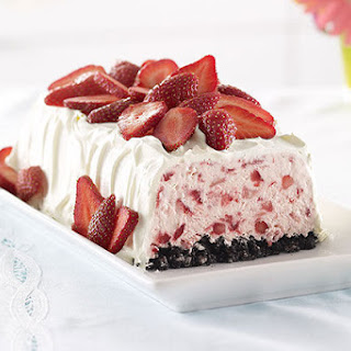 Strawberry Whipped Sensation.