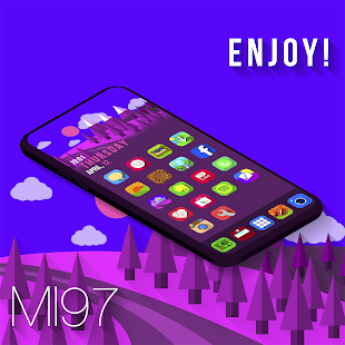 MI97 Icon Pack Screenshot