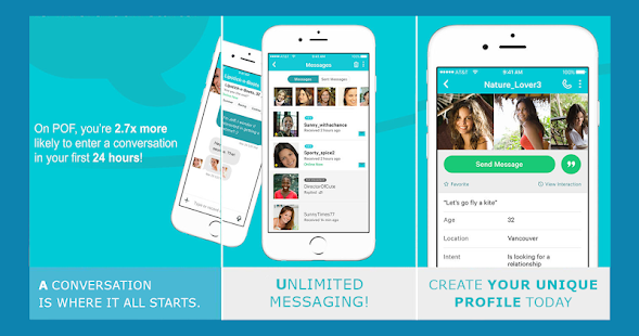 Online Dating & Chat. Free Online Dating Appication for Smartphones.