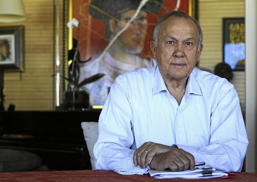 Christo Wiese. Picture: SUNDAY TIMES
