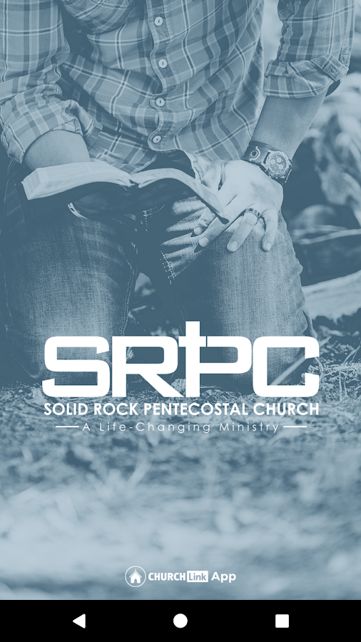 Solid Rock Pentecostal Church- screenshot