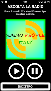 Radio People Italy- miniatura screenshot