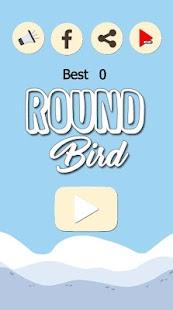 Round Bird - náhled