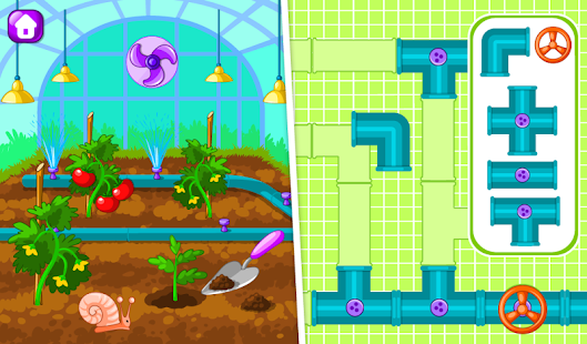 Garden Game for Kids- screenshot thumbnail