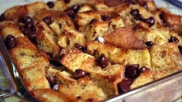 Bread Pudding II Recipe