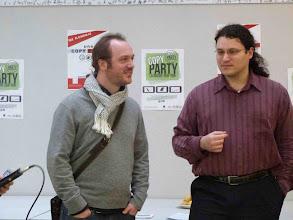 Photo: Silvère et Lionel