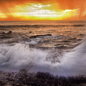 splash by Ferry Febriyanto - Landscapes Waterscapes