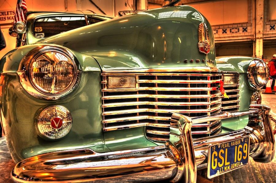 by Steve Bampton - Transportation Automobiles (  )