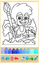 Coloring Pages - screenshot thumbnail 06