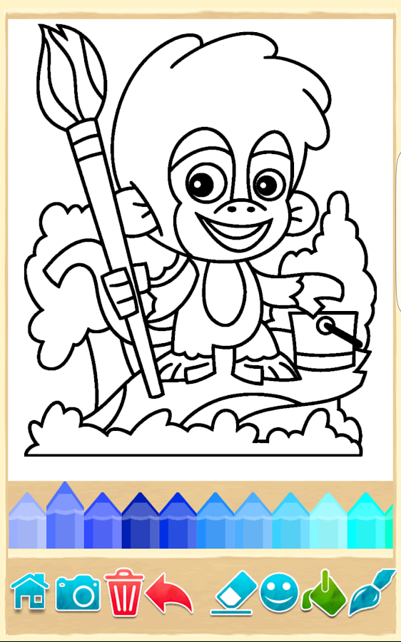Coloring Pages- screenshot