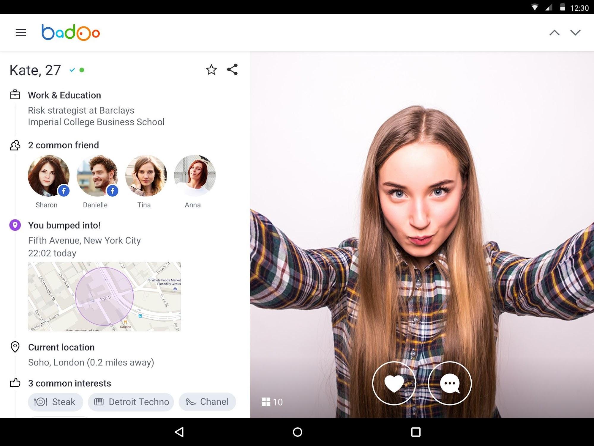 Badoo - Meet New People screenshot #7