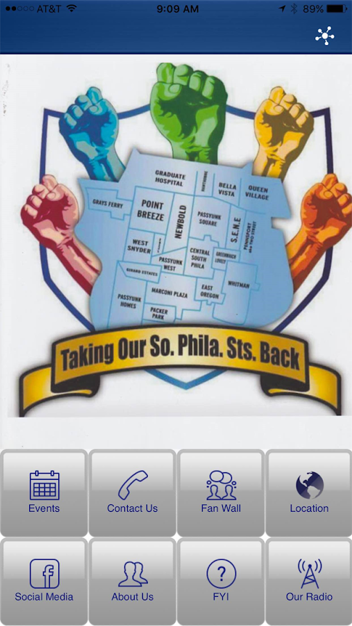 Take Our S.Phila Sts. Back- screenshot