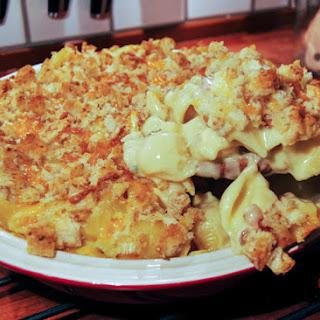 Bacon, Cheddar & Jalapeno Mac 'n Cheese