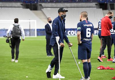 Le PSG part en stage avec Verratti et Mbappé