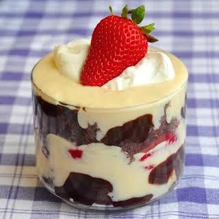 Neapolitan Trifle.