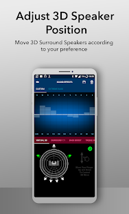 3D Surround 7.1 MusicPlayer (FREE) Screenshot