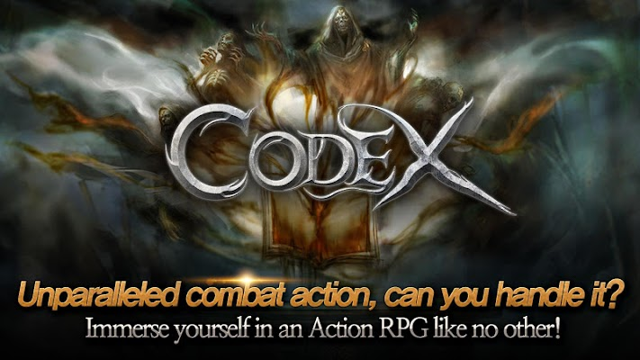 Codex: The Warrior- screenshot