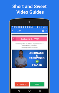 YesU: Financial Aid Done Right- screenshot thumbnail