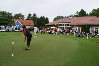 Photo: Onsdag den 12. august Golf Club Segeberg