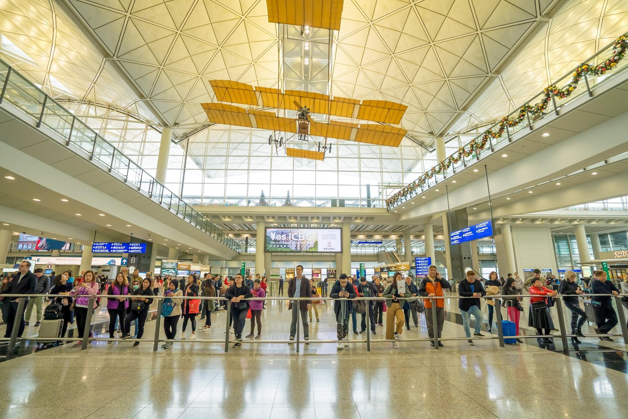 Hong Kong International Airport3