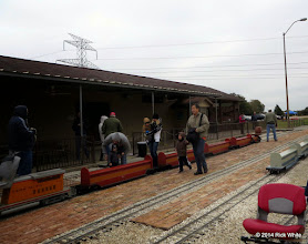 Photo: Almost empty station at 12:21 PM    HALS Public Run Day 2014-1115 RPW