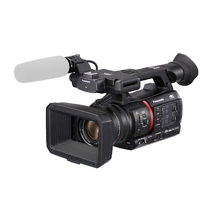 Panasonic AG-CX350 4K Camcorder w 20x zoom lens