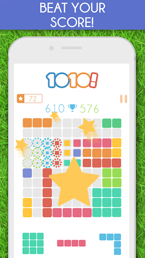 1010! Block Puzzle Game  screenshots 2
