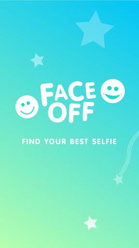 FaceOff: Find your best selfie