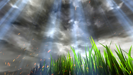 3D GRASS Live Wallpaper- screenshot thumbnail