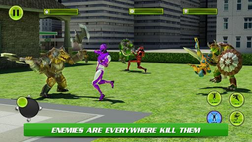 Bayangan Ninja Pahlawan Pejuang Penyu 1.1.1 screenshots 4