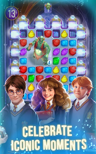 Harry Potter: Puzzles & Spells modavailable screenshots 3