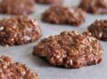 No- Bake Oatmeal Cookies Recipe
